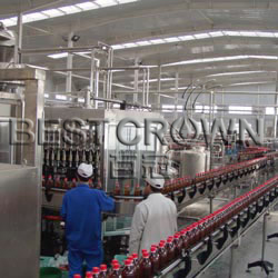 Juice, Tea Drink Production Line